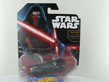 NEW HOTWHEELS STAR WARS KYLO REN 1-64DIE CAST SCALE