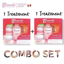 BEAUCHE INTERNATIONAL COMBO SET NEW IMPROVED BEAUTY TREATMENT FREE SHIPPING