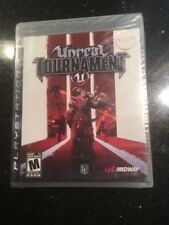 Unreal Tournament III - PlayStation 3  Brand New Factory Sealed