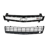 Chevrolet GM OEM 14-15 Camaro Front Bumper-Lower Bottom Grille Grill 22829524