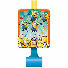 Despicable Me 2 Minion  Birthday Party Supplies Blowouts