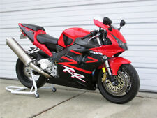 Injection Red Black Bodywork ABS Fairing Fit for Honda 2002 2003 CBR954RR x19