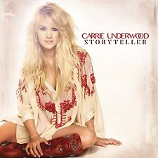 CARRIE UNDERWOOD - STORYTELLER: CD ALBUM (Released October 23rd 2015)