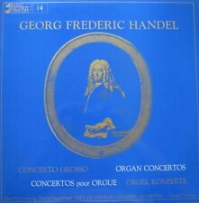 HANS-PETER LUDWIG - CITY OF LONDON CHAMBER ORCHESTRA - HANDEL  - LP