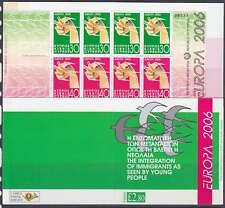 Europa Cept 2006 Cyprus booklet ** mnh (A1380) PROMOTION