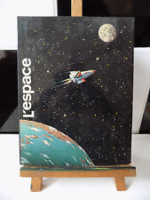"Album chromos ""timbre tintin"" : l'espace"