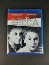 Rebecca (Blu-ray Disc, 2012) NEW OOP 1st Edition Alfred Hitchcock