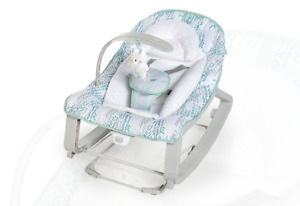 Ingenuity™ Keep Cozy Grow With Me™ 3-in-1 Bounce and Rock Seat in Spruce
