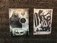 2018 Topps Walking Dead King Ezekiel Relic And One Of A Kind Art Of King Ezekiel