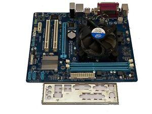 Gigabyte H61M-S2PV REV 2.0 socket LGA 1155 Motherboard + I3 CPU + Cooler