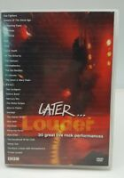 Later...Louder (DVD) Very Good