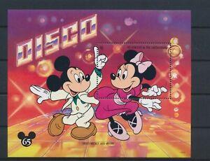 LO10140 St Vincent Minnie Mouse disney good sheet MNH