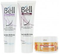 Hyaluronique Masque Capillaire À Aprikosenextrakt + Hairbell Shampoo &