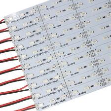 SMD 5630 Rigid Back Strip Light DC12V 1M 72leds/m 50pcs/lot Hard Bar Lighting