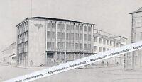 Schwenningen - Die neue Volksbank - Gebäudeansicht um 1950 - oder früher ?