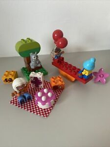 Lego Duplo Birthday Picnic Set 10832