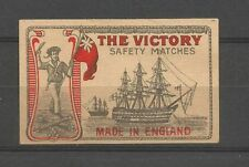 Nautical Collectable Matchboxes/Matchbooks