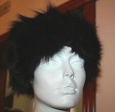 Cappello di Pelliccia Pezzi di Volpe e Lapin naturale d'allevamento ChiaraItalia