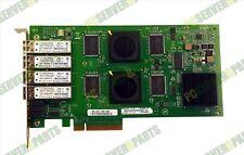 HP 455088-001 4GB PCI-E Fibre Channel Quad Port Adapter Card QLogic QLE2464