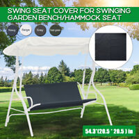 Swing Cover Chair Waterproof Cushion Patio Garden Outdoor Seat Replacement