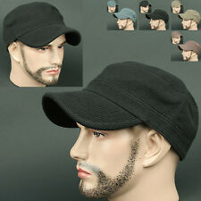 Cadet Box GOC BLACK Army Military CAP HAT Fashion Sports Outdoor Unisex