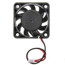 5v 40mm Computer Cool Mini Fan PC Black Cooler Computer Peripherals