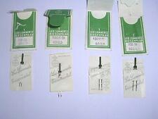VINTAGE LEO LAMMERTZ NADELN  SEWING MACHINE TWIN NEEDLE SET FOR BERNINA MACHINES