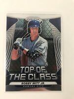 2020 Prizm Top of the Class #TOC-2 Bobby Witt Jr. - Kansas City Royals