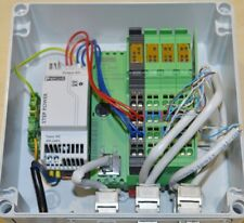 Phoenix Contact Controller ILC 150 ETH 2985330 + Step Power and Enclosure 240v