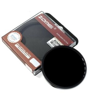 Zomei 67mm 720nm Infrared IR Filter Infra Red X Ray R72 UK seller