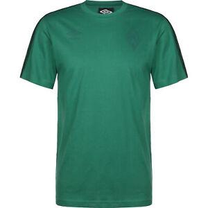 Umbro SV Werder Bremen Taped T-Shirt Herren NEU