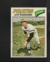 1977 Topps # 82 Jim Rooker NM-MT