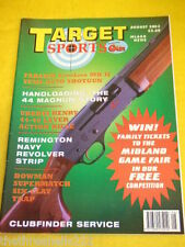 TARGET SPORTS - THE 44 MAGNUM STORY - AUG 2003