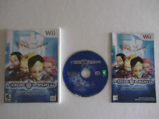 Code Lyoko: Quest for Infinity  (Nintendo Wii, 2007) COMPLETE TESTED