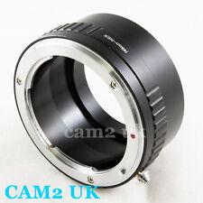 Nikon F AI Lens to SONY E mount NEX Adapter NEX-5T 6 7 3N A7 A7R A7S A5000 A6000
