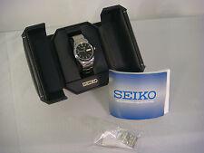 SEIKO MENS WATCH QUARTZ JAPAN MOVEMENT 7N43 9251 R2 SAPPHIRE CRYSTAL CASE 37MM W