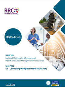 RRC: NEBOSH National Diploma for Occupational H&S Management Professionals (ND2)