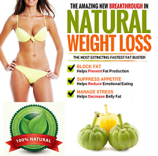 PURE Garcinia Cambogia Extract HCA Weight Loss Diet Pill Fat Burn 300 CAPSULES