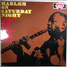 Various Artists Harlem On Saturday Night 14 Track Vinyl LP