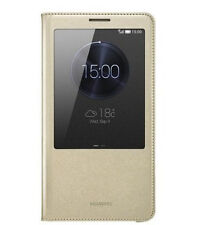 Huawei View Front Flip Case for Ascend Mate 7 - Champagne