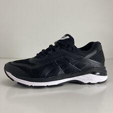 Asics GT-2000 6 Women's US 9 Black White Running Shoes Sneakers T855N-9001