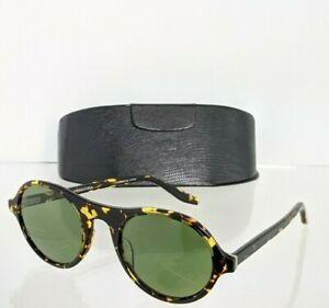 Brand New Authentic Barton Perreira Sunglasses RIBISI (AF) HEC/VGN Frame 49mm