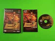Dynasty Warriors 3 - Playstation 2 PS2