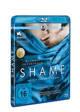 Blu-ray * SHAME | MICHAEL FASSBENDER , CAREY MULLIGAN # NEU OVP %