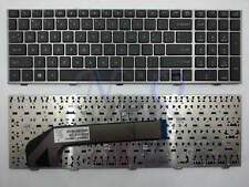New Keyboard US For HP ProBook 4540s 4545s With Frame 701485-001 639396-001