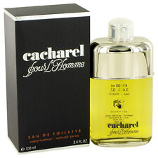 CACHAREL Pour Homme  100ml EDT  Spray  For Men   By  CACHAREL