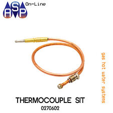 SIT THERMOCOUPLE 0270602 TO SUIT NEW STYLE RHEEM AND VULCAN STORAGE HWS