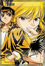 YUGIOH  Anime Orica  Yuyu hakusho Token # 557