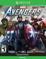 Marvel's Avengers Xbox One Brand New Sealed