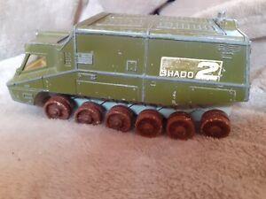 Dinky Toys Shado 2 ohne Ketten!